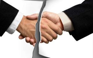 Расторжение договора по соглашению сторон заказать